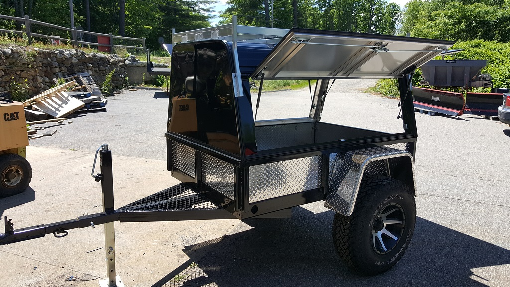 Off Road Trailers Granite State Trailers